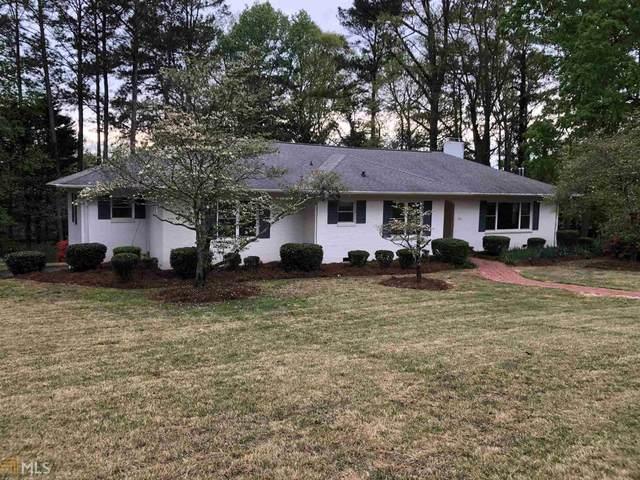 411 Ridgecrest Rd, Lagrange, GA 30240 (MLS #8958546) :: Houska Realty Group