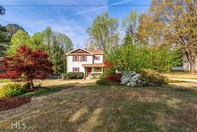 965 Daisy Ct, Lawrenceville, GA 30044 (MLS #8958572) :: Regent Realty Company
