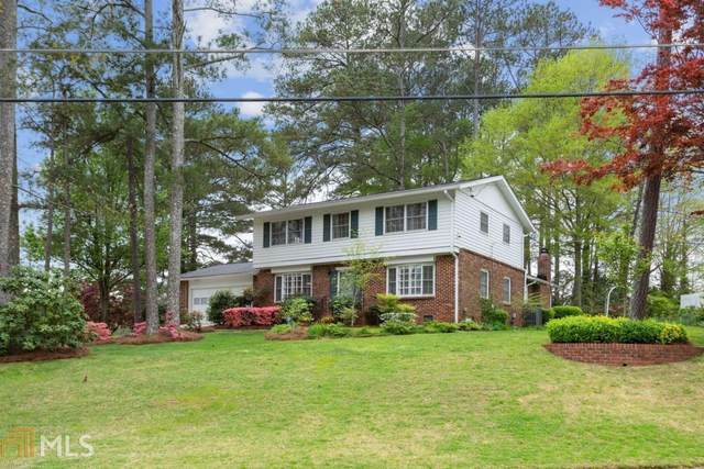 1534 Drayton Woods Dr, Tucker, GA 30084 (MLS #8958597) :: Keller Williams Realty Atlanta Partners