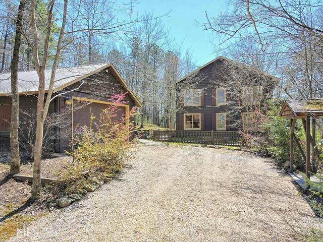 1484 Long Laurel Ridge Dr, Lakemont, GA 30552 (MLS #8958618) :: Houska Realty Group