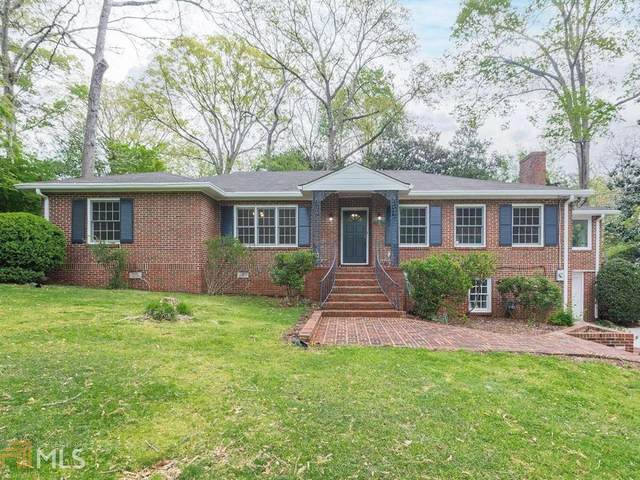 242 E Parkwood Rd, Decatur, GA 30030 (MLS #8958631) :: Keller Williams Realty Atlanta Partners
