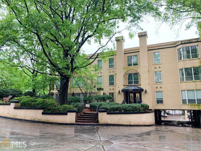 209 14th St #201, Atlanta, GA 30309 (MLS #8958640) :: Keller Williams Realty Atlanta Partners