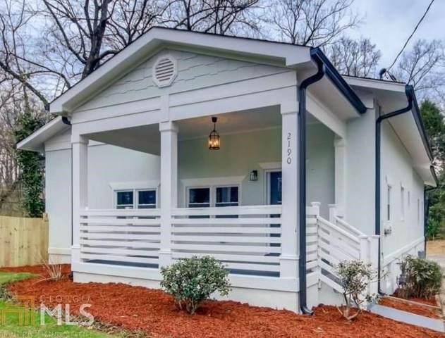 2190 Memorial Dr, Atlanta, GA 30317 (MLS #8958701) :: Perri Mitchell Realty