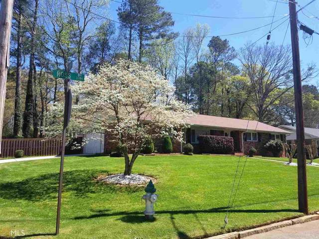 3386 Ross Dr, East Point, GA 30344 (MLS #8958764) :: Perri Mitchell Realty