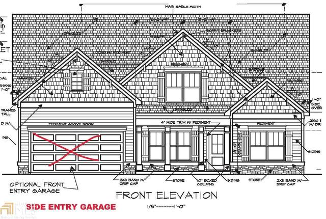 0 Brown Station Dr Lot 53, Williamson, GA 30292 (MLS #8958779) :: Amy & Company | Southside Realtors