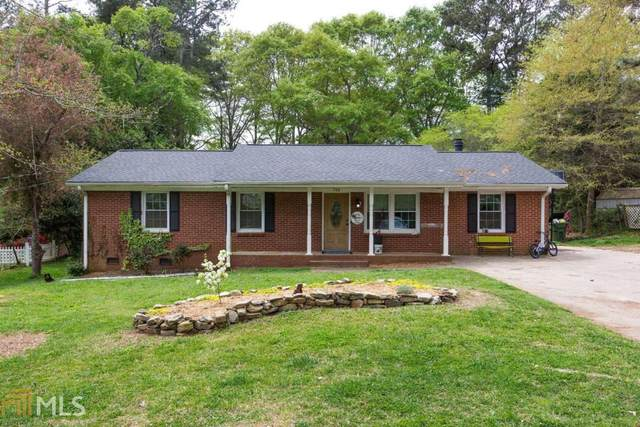 743 Country Club Dr, Monroe, GA 30655 (MLS #8958821) :: Michelle Humes Group
