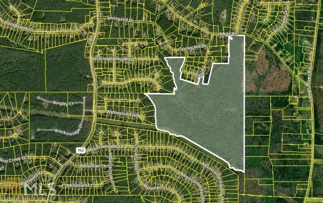 0 Mote Rd, Covington, GA 30016 (MLS #8958861) :: AF Realty Group