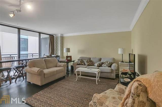 620 Peachtree St #1816, Atlanta, GA 30308 (MLS #8958902) :: Team Reign