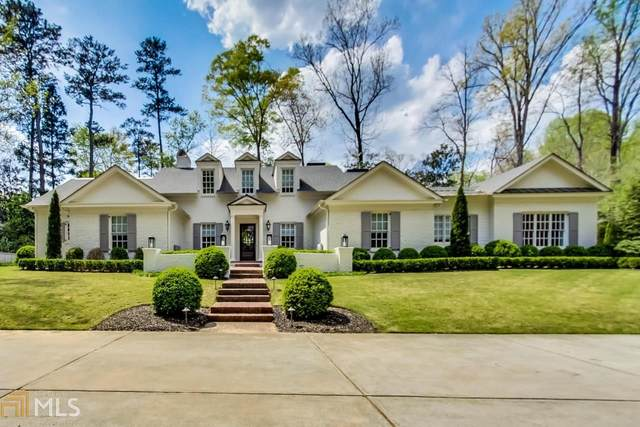1160 E Beechwood, Atlanta, GA 30327 (MLS #8958927) :: Crest Realty