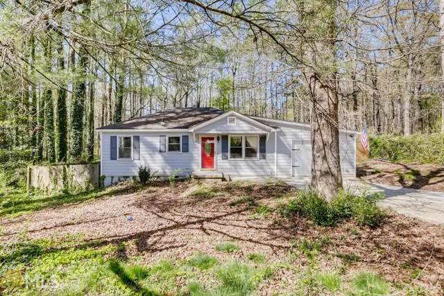 6410 Sweetbriar Dr, Mableton, GA 30126 (MLS #8959015) :: RE/MAX Eagle Creek Realty
