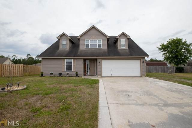 115 Bettingers Pl, St Marys, GA 31558 (MLS #8959071) :: Military Realty