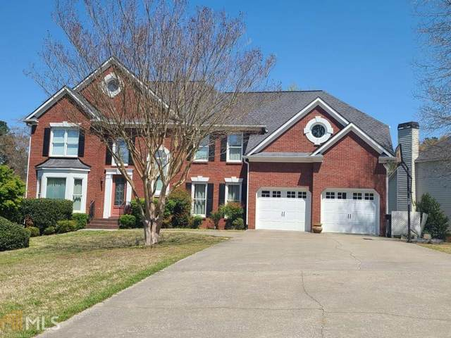 5520 Camden Lake Pointe, Acworth, GA 30101 (MLS #8959090) :: Crest Realty