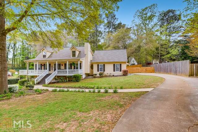1035 Leslie Place, Lithonia, GA 30058 (MLS #8959112) :: Crest Realty