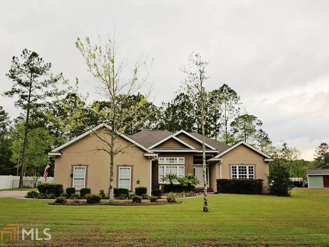 112 Carol Woods Drive, Brunswick, GA 31523 (MLS #8959174) :: Military Realty
