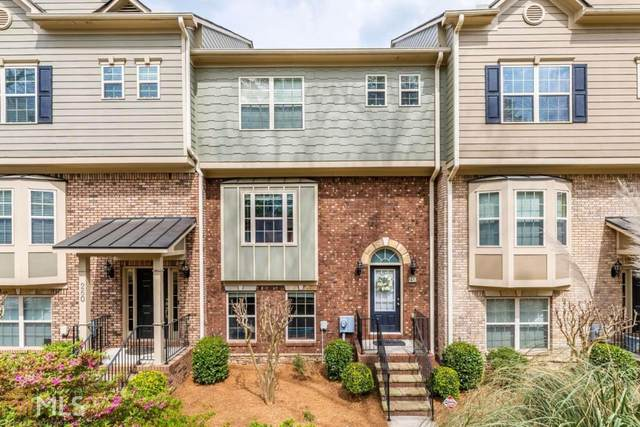 258 Autumn Place Way #12, Norcross, GA 30071 (MLS #8959231) :: Crest Realty