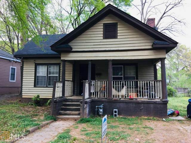641 Pearce St, Atlanta, GA 30310 (MLS #8959245) :: Crest Realty