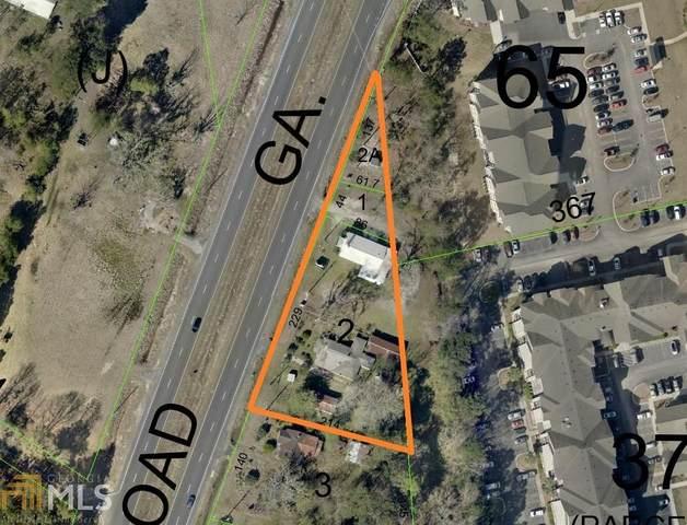 7548 Highway 21, Port Wentworth, GA 31407 (MLS #8959248) :: Team Cozart