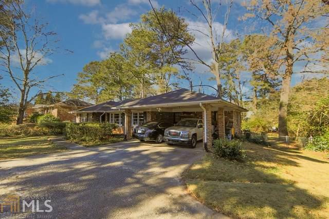 2488 Fairoaks Road, Decatur, GA 30033 (MLS #8959266) :: Crest Realty