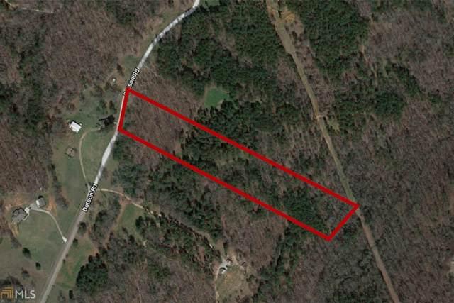 4 Dotson Rd, Statham, GA 30666 (MLS #8959281) :: RE/MAX Eagle Creek Realty