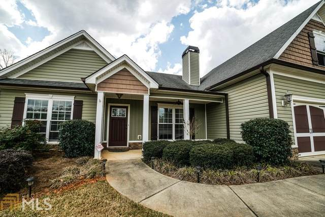 465 Willow Springs Drive, Dallas, GA 30132 (MLS #8959299) :: Military Realty