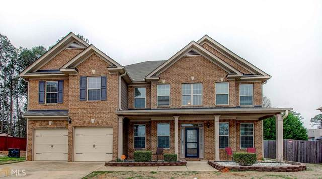 40 Winnstead, Covington, GA 30016 (MLS #8959304) :: Military Realty