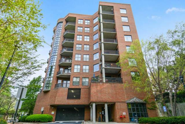 395 NE Central Park #450, Atlanta, GA 30312 (MLS #8959314) :: HergGroup Atlanta