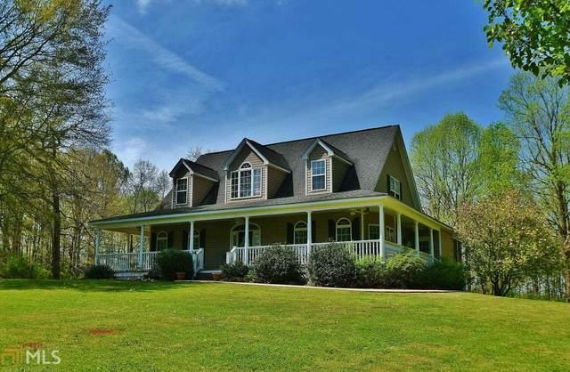 5478 S Apple Valley Rd, Jefferson, GA 30549 (MLS #8959342) :: RE/MAX Eagle Creek Realty