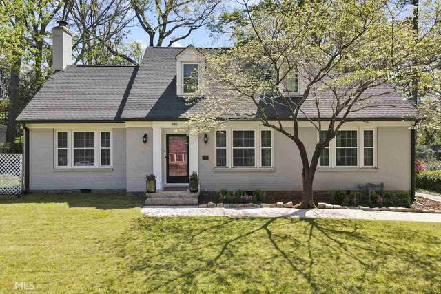 1996 Lyle Ave, College Park, GA 30337 (MLS #8959431) :: The Realty Queen & Team