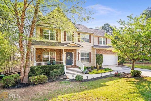 9320 Woodland Tree Ln, Cumming, GA 30028 (MLS #8959459) :: The Realty Queen & Team