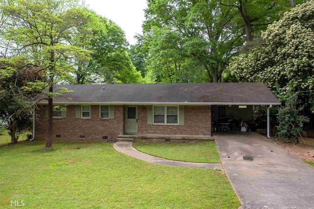 2622 Huber St, Lithonia, GA 30058 (MLS #8959515) :: Team Reign