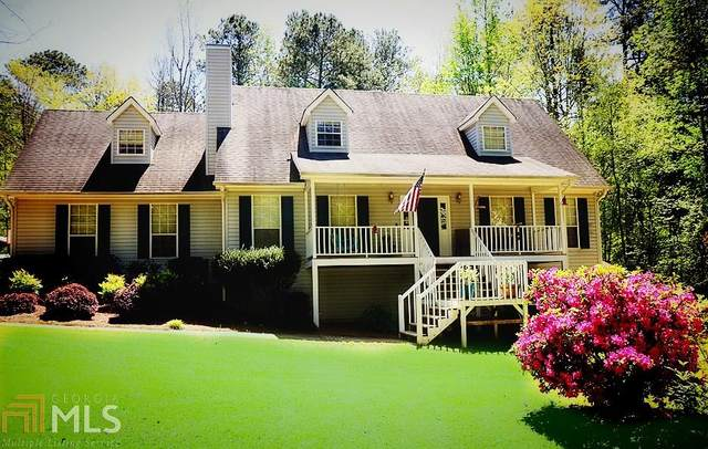 100 Country Side Drive, Mcdonough, GA 30252 (MLS #8959533) :: The Realty Queen & Team