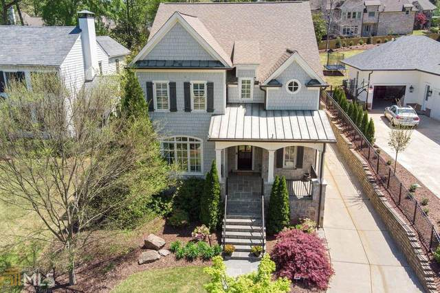 3795 N N Stratford Rd, Atlanta, GA 30342 (MLS #8959622) :: HergGroup Atlanta