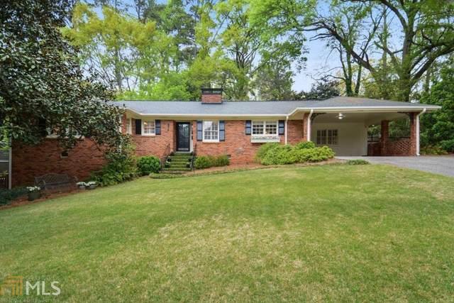 378 Lakemoore Dr, Atlanta, GA 30342 (MLS #8959709) :: Houska Realty Group