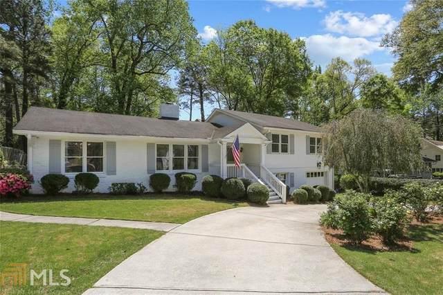 2517 Sharondale Dr, Atlanta, GA 30305 (MLS #8959753) :: Savannah Real Estate Experts