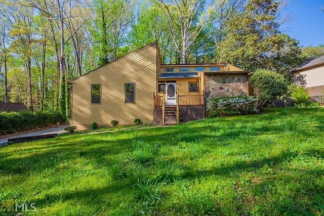 5239 Rockbridge, Stone Mountain, GA 30087 (MLS #8959784) :: Savannah Real Estate Experts