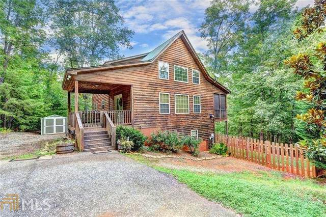 129 Stanley Nix Rd, Cleveland, GA 30528 (MLS #8959825) :: Tim Stout and Associates