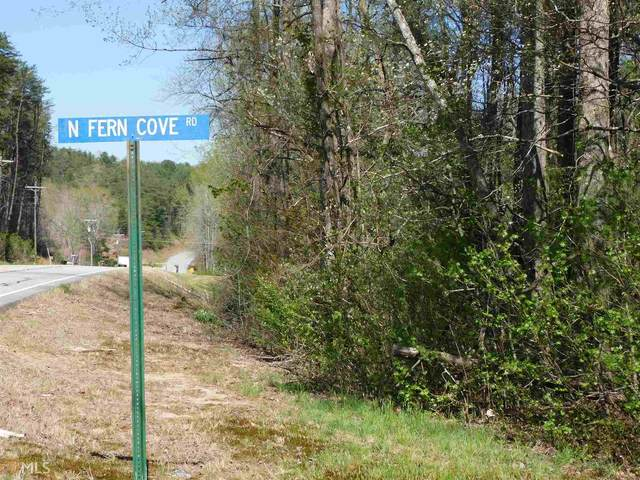 0 N Fern Cove Rd 5 Acres, Sautee Nacoochee, GA 30571 (MLS #8959834) :: Tim Stout and Associates
