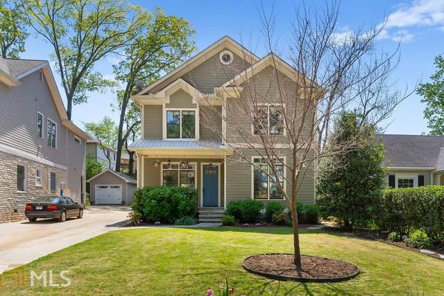 2069 Howard Circle, Atlanta, GA 30307 (MLS #8960022) :: Athens Georgia Homes