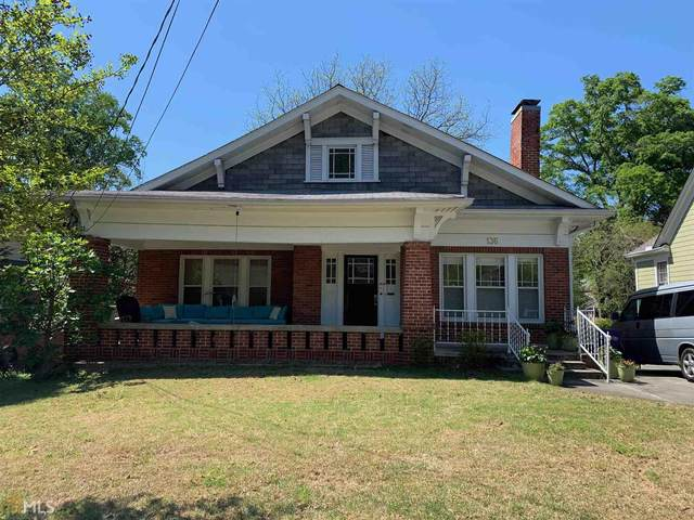 136 Wilton Dr, Decatur, GA 30030 (MLS #8960045) :: Savannah Real Estate Experts