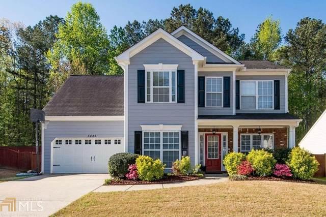 5485 Somer Mill Rd #109, Douglasville, GA 30134 (MLS #8960093) :: Maximum One Greater Atlanta Realtors