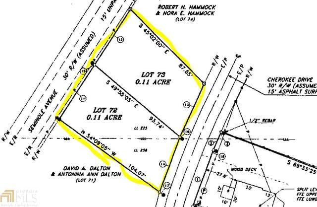 0 Cherokee Dr, Jackson, GA 30233 (MLS #8960124) :: Crown Realty Group