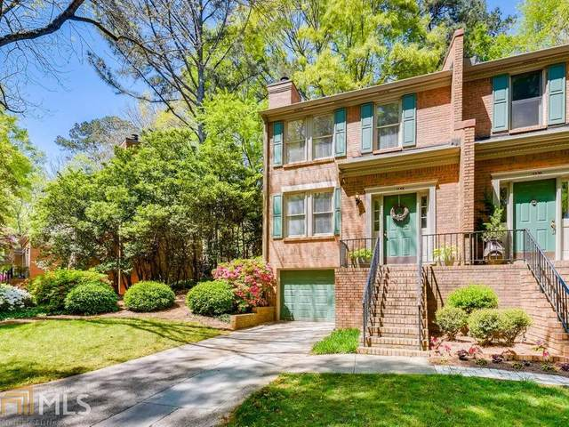1123 Morningside Place, Atlanta, GA 30306 (MLS #8960154) :: RE/MAX Eagle Creek Realty