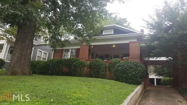 132 Huron St, Decatur, GA 30030 (MLS #8960157) :: Savannah Real Estate Experts