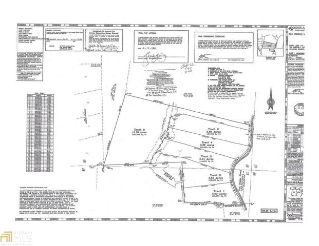 0 Pea Ridge Rd Lot 1, Ball Ground, GA 30107 (MLS #8960293) :: Crown Realty Group