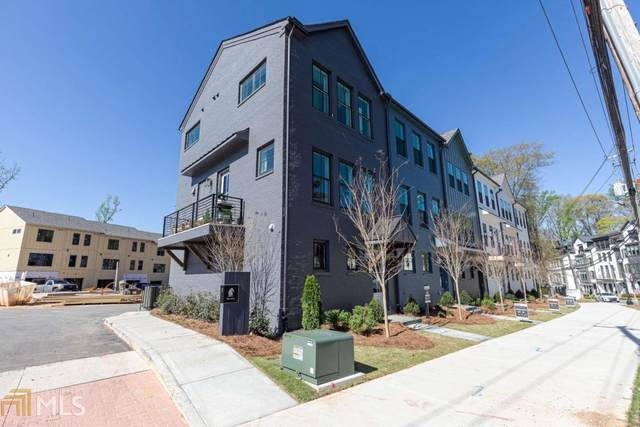 165 W Wieuca Rd #14, Atlanta, GA 30342 (MLS #8960314) :: HergGroup Atlanta