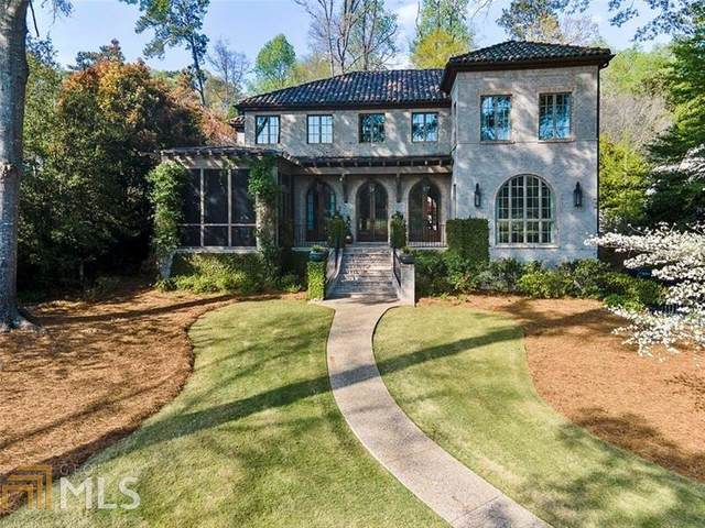 4000 E Brookhaven Dr, Brookhaven, GA 30319 (MLS #8960389) :: The Realty Queen & Team