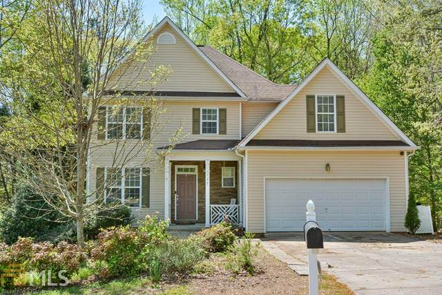 125 Woodbriar, Fayetteville, GA 30215 (MLS #8960474) :: Michelle Humes Group