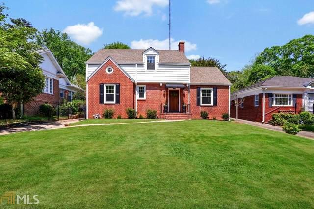 1370 Emory Rd, Atlanta, GA 30306 (MLS #8960487) :: RE/MAX Eagle Creek Realty