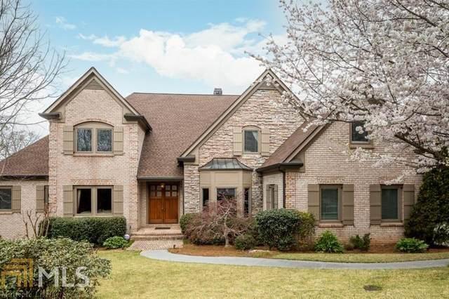 1650 Powers Ridge Pl, Sandy Springs, GA 30327 (MLS #8960558) :: HergGroup Atlanta