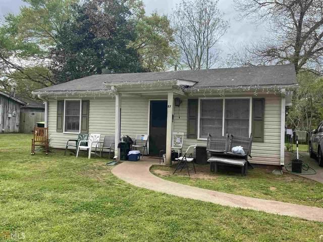 87 E Washington, Newnan, GA 30263 (MLS #8960573) :: The Heyl Group at Keller Williams